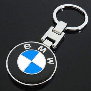 Other - BMW Logo Chrome Metal Keychain